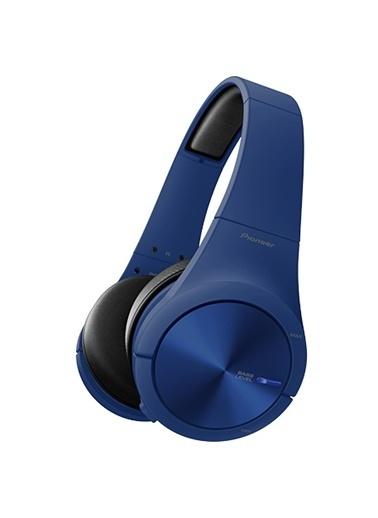 Pioneer SE-MX7-L Kulaküstü Kulaklık Mavi